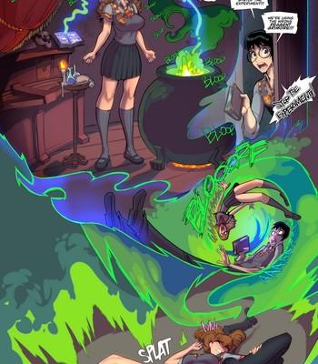 Porn Comics - Potion #69