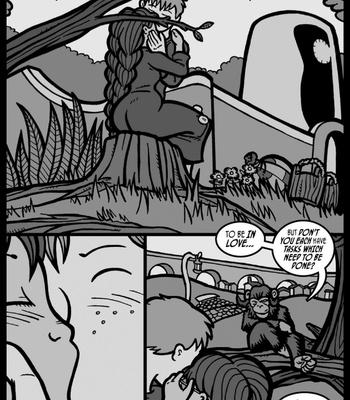 Porn Comics - The Adept 3