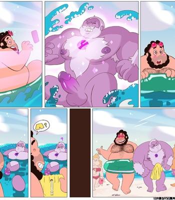 Purple comic porn sex 002
