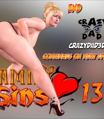 Family Sins 13 comic porn sex 086