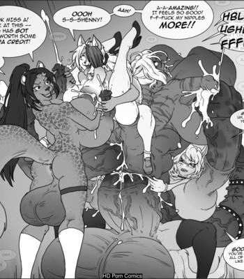 Buttsex 101 comic porn sex 003