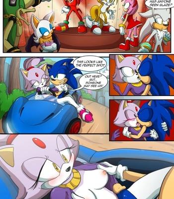 Porn Comics - Team Sonic Racing