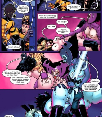 House Of XXX – Lewd Mutants comic porn sex 005