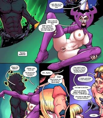 House Of XXX – Lewd Mutants comic porn sex 007