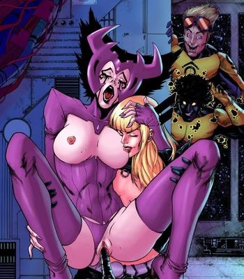 House Of XXX – Lewd Mutants comic porn sex 011