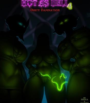 Porn Comics - Hot As Hell 4 – Dirty Damnation