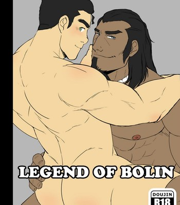 Porn Comics - Legend Of Bolin