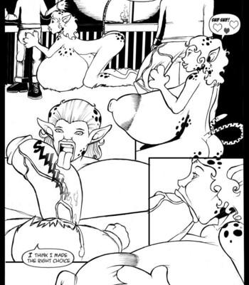 Star Galatique 2 comic porn sex 005