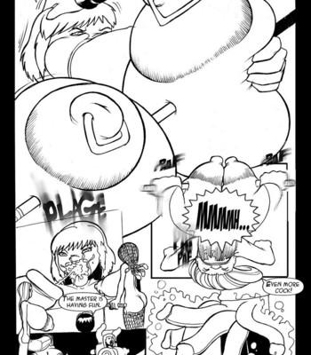 Star Galatique 2 comic porn sex 040