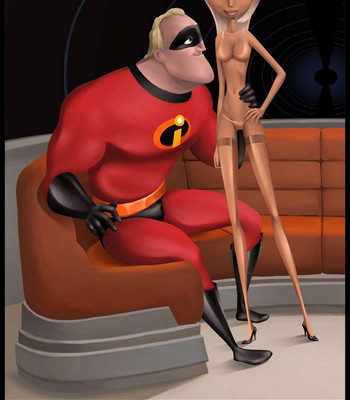 Porn Comics - The Incredibles Porn Comic