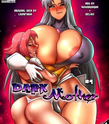 Porn Comics - Dark Mother 4