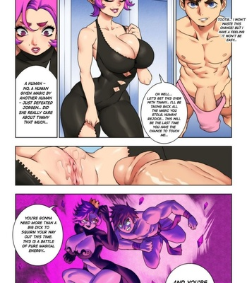 Dicky Vicky comic porn sex 044