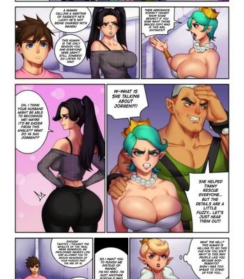 Dicky Vicky comic porn sex 061