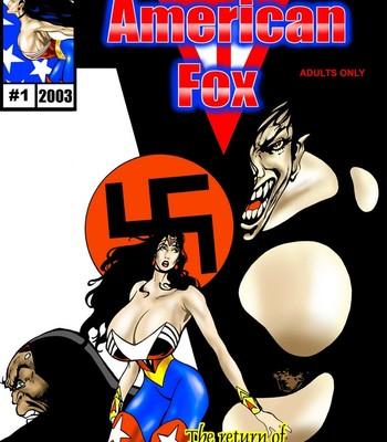 Porn Comics - American Fox – Return Of Countess Crush 1 Sex Comic