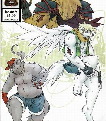 Porn Comics - The Legacy Of Celune's Werewolves 2 Sex Comic