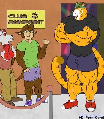 Porn Comics - Bouncer Tiger