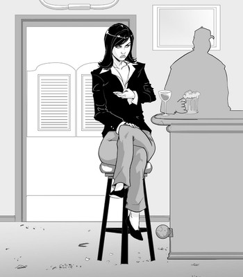 Porn Comics - Bimbofication Drink