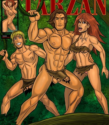 Porn Comics - Tarzan