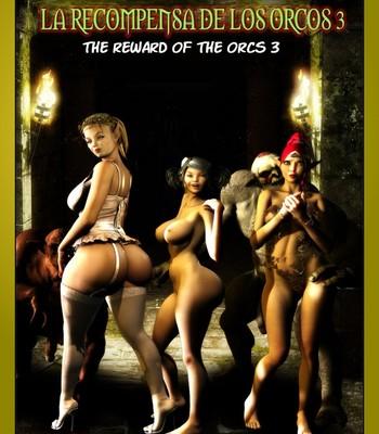 Porn Comics - The Reward Of The Orcs 3 Sex Comic