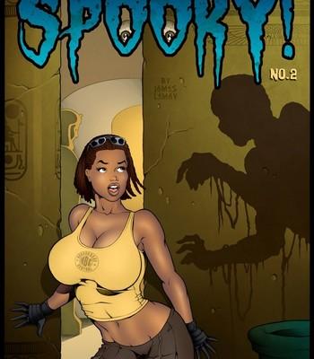 Porn Comics - Spooky 2 Sex Comic
