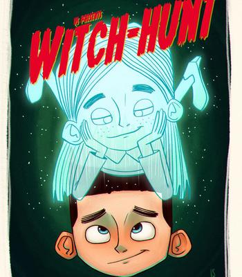 Porn Comics - Witch-Hunt