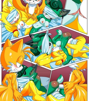 Sonic's Guide To Spanking comic porn sex 024