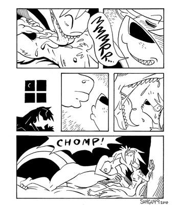 Sophie Meets Padfoot comic porn sex 004