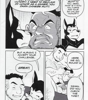 Sheng & Isyan – The Long-Awaited Rematch comic porn sex 006