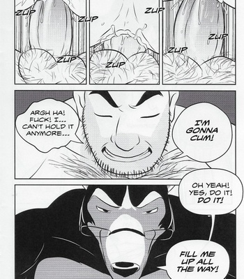 Sheng & Isyan – The Long-Awaited Rematch comic porn sex 036