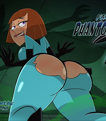 Fanny Phantom comic porn sex 001