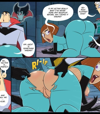 Fanny Phantom comic porn sex 003