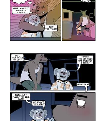 The Private Dick comic porn sex 003