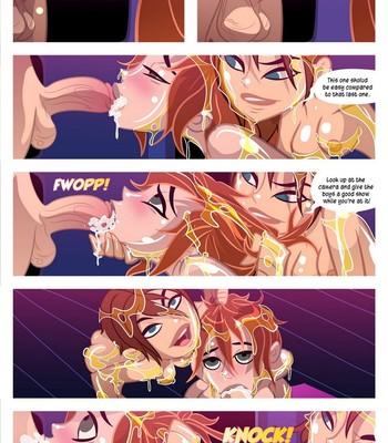 Cheer Fight comic porn sex 033