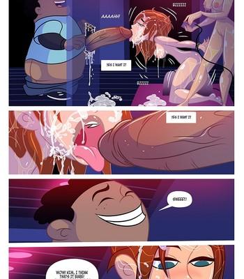 Cheer Fight comic porn sex 055
