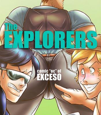 Porn Comics - The Explorers