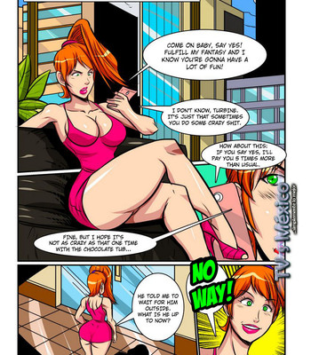 The Fast And The Lecherous comic porn sex 002
