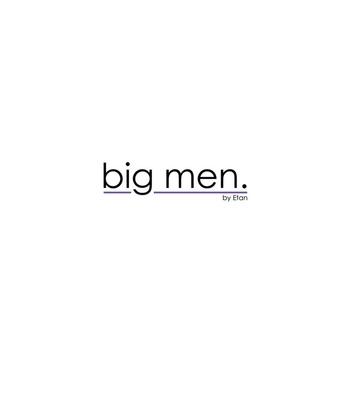 Porn Comics - Big Men