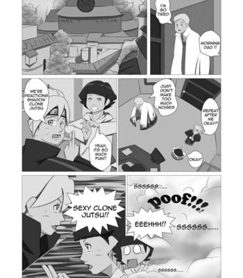 Naruto's Dirty Little Secret comic porn sex 002