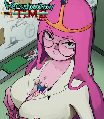Porn Comics - Reproduction Time 1