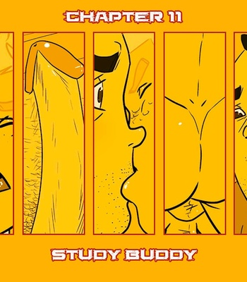 Daddy's House Year 1 – Chapter 11 – Study Buddy comic porn thumbnail 001