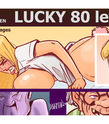 Porn Comics - Lucky 80 Level