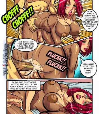 Alicia, She Caresses Me comic porn sex 003