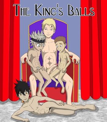 The King's Balls comic porn thumbnail 001