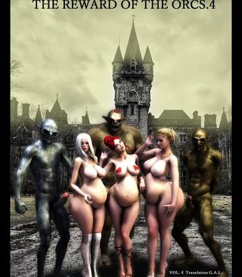 Porn Comics - The Reward Of The Orcs 4 Sex Comic