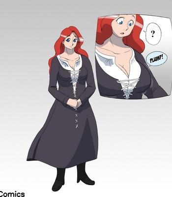 Porn Comics - Red Hair Bear