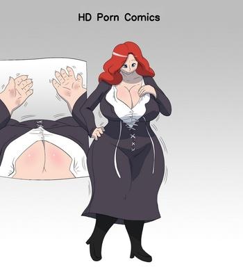 Red Hair Bear comic porn sex 003