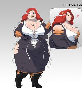 Red Hair Bear comic porn sex 004