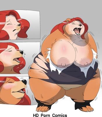 Red Hair Bear comic porn sex 005