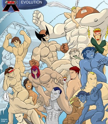Porn Comics - X-Men Evoloution Sex Comic