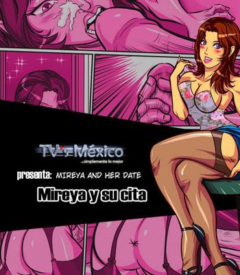 Porn Comics - Mireya And Her Date